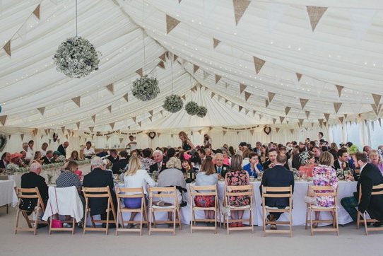 Marquee Weddings